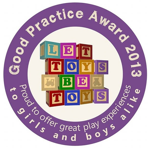 Let Toys Be Toys Toymark Good Practice Award