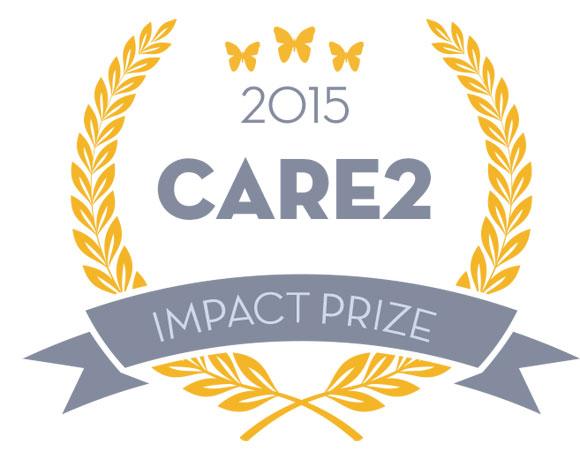 Care2 impact prize
